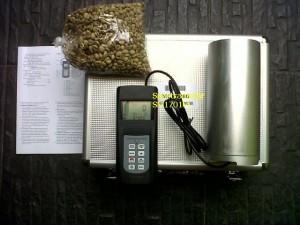 SM1701M, alat ukur kadar air model tuang