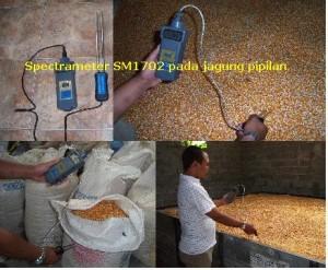 alat ukur kadar air jagung